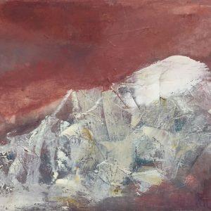 2.-Sunset.--41x32.-Oil-on-canvas.-2020
