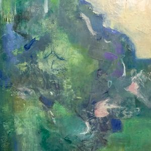 3.-Gone-Green.-60x41.-Oil-on-canvas.-2020